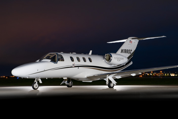 2007 Cessna Citation CJ1+ SN 525-0647