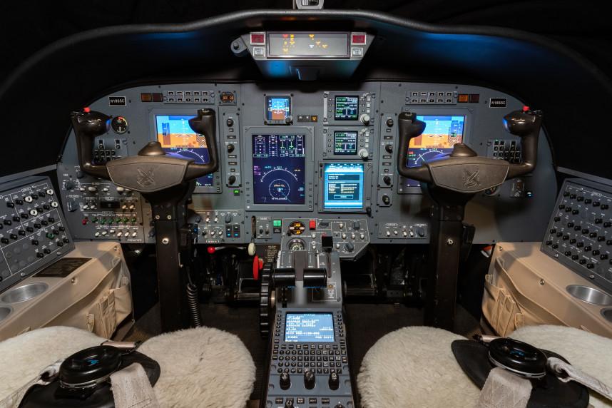 2007 Cessna Citation CJ1+ SN 525-0647