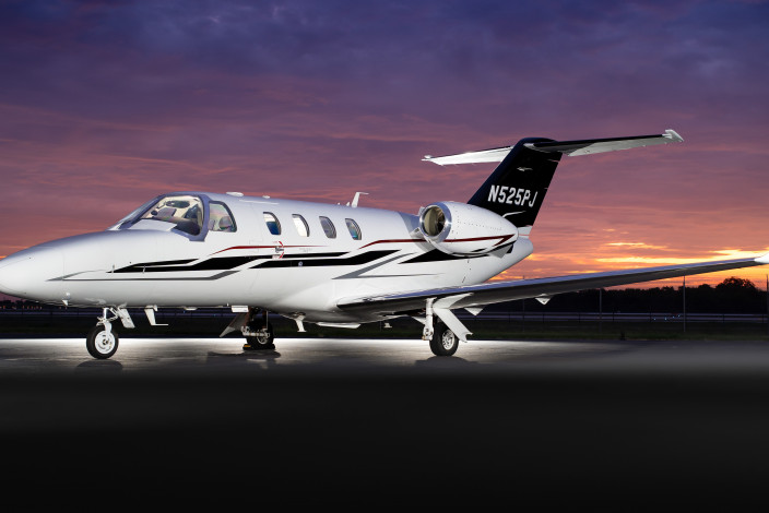 2013 Cessna Citation M2 SN 525-0809