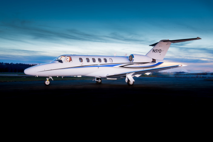 2001 Cessna Citation CJ2 SN 525A-0019
