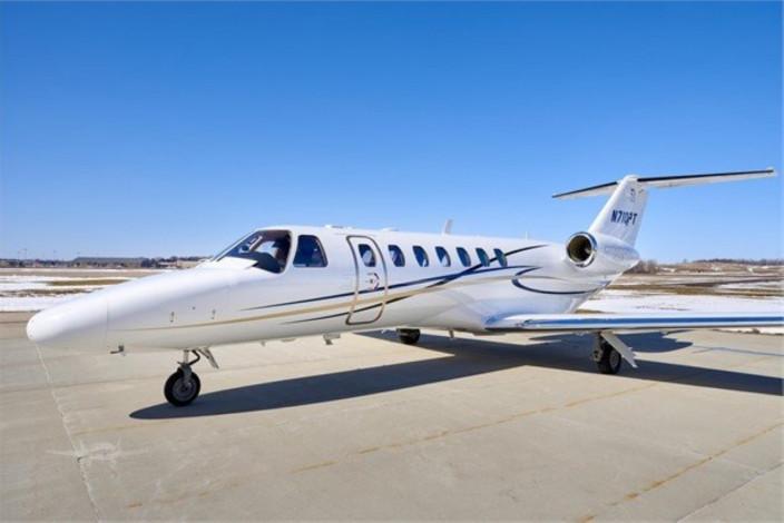 2010 Cessna Citation CJ3 SN 525B-0346