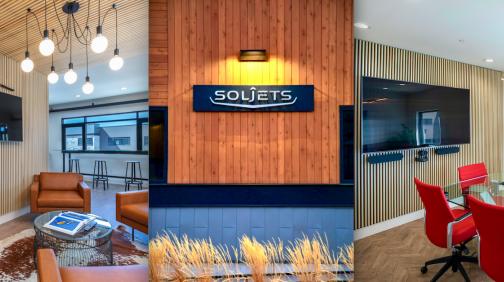 SOLJETS - Park City Headquarters